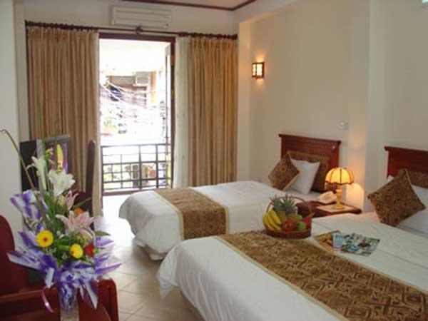 Hanoi Plaza Hotel, Ha Noi, Viet Nam, AKTUALIZOVANÉ 2019 Známych turistických miest a postelí & raňajky v Ha Noi
